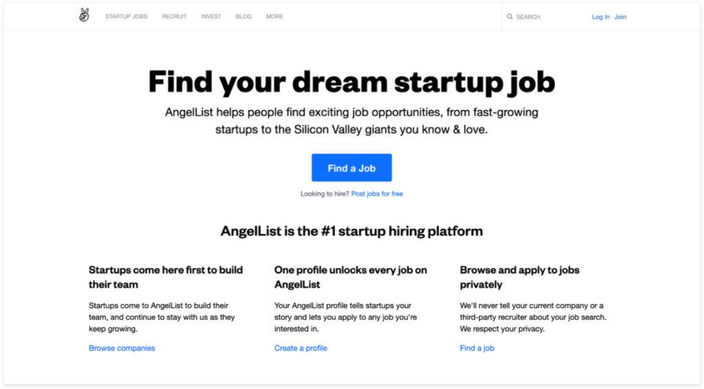 Best Freelancer Websites For Every Type Of Freelancer In 2021 Angel List 1024x566