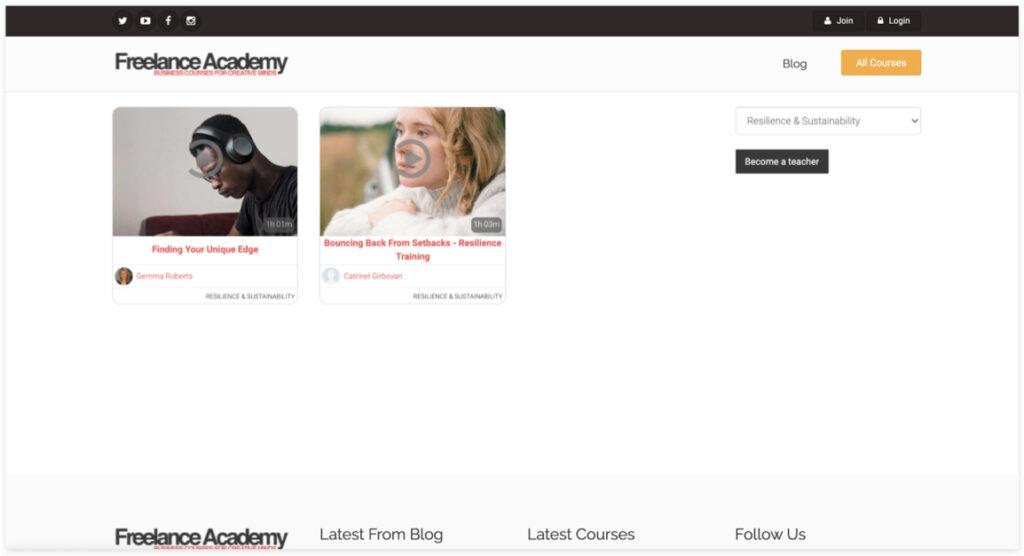 Best Freelancer Websites For Every Type Of Freelancer In 2021 Freelance Academy 1024x556