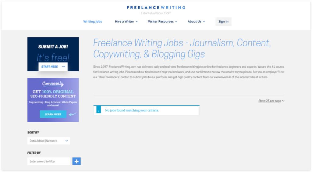 Best Freelancer Websites For Every Type Of Freelancer In 2021 Freelance Writing 1024x564