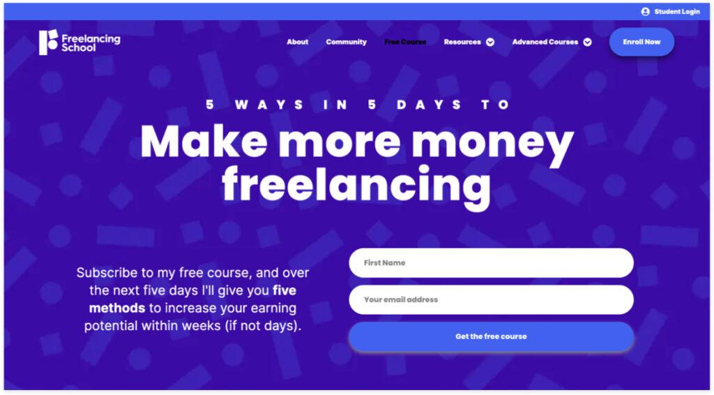Best Freelancer Websites For Every Type Of Freelancer In 2021 Freelancing School 1024x566