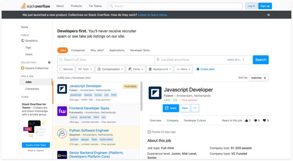 Best Freelancer Websites For Every Type Of Freelancer In 2021 Stack Overflow 1024x564